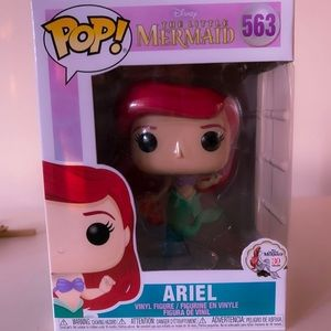 funko pop little mermaid ariel